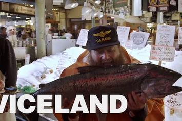 "Watch Episode 2 Of Action Bronson's ""Fuck That's Delicious"" TV Series"