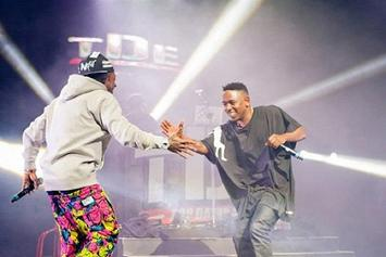 "Kendrick Lamar Calls Lil Wayne ""The Greatest""; Weezy Responds"