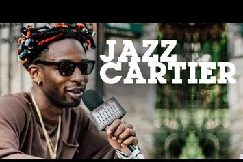 Jazz Cartier Reveals He's Got Songs With Mike WiLL Made It In The Stash
