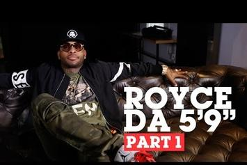 "Royce Da 5'9"" Is Rap's Resident Wiseman"