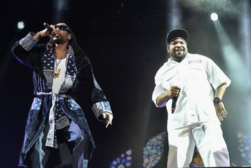 Ice Cube Brings Out Snoop Dogg, Common, N.W.A. Members At Coachella