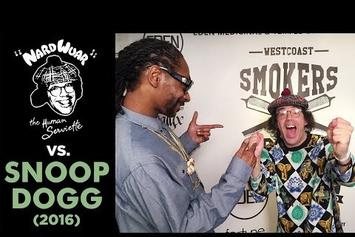 Nardwuar Vs. Snoop Dogg