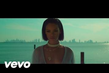 "Rihanna ""Needed Me"" Video"