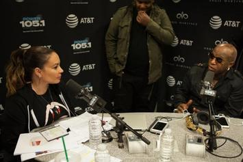 Birdman Talks Lil' Wayne, Cash Money Biopic, & More With Angie Martinez