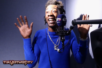 Desiigner Freestyles On Tim Westwood