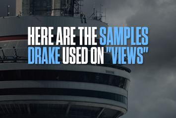 """Here Are The Samples Drake Used On """"VIEWS"""""""