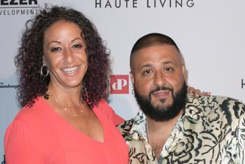 DJ Khaled's Longtime Girlfriend Is Pregnant With Their First Child