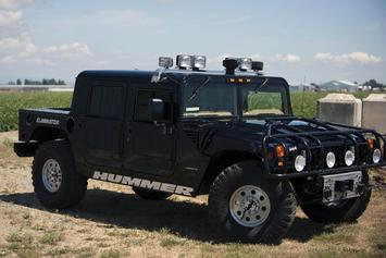 You Can Buy Tupac's 1996 Hummer H1 For $100,000+
