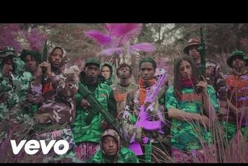 "A$AP Mob Feat. Juicy J ""Yamborghini High"" Video"