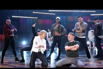 "Macklemore & Ryan Lewis Perform ""Dance Off"" On Ellen"