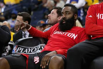 First Look At James Harden's Sneakers For Next Season