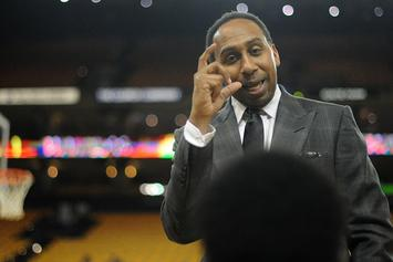 Watch Stephen A Smith Incorrectly Pick Every NBA Finals Winner Since 2011