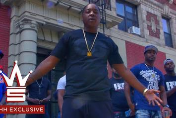 "Jadakiss Feat. Nino Man ""Block Style"" Video"