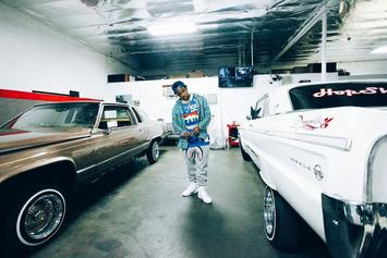 """Curren$y Has Announced The """"Stoned On Ocean"""" EP"""