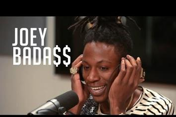 Watch Joey Bada$$' New 5-Minute Freestyle For Funk Flex