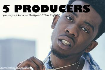 """5 Producers You May Not Know On Desiigner's """"New English"""""""