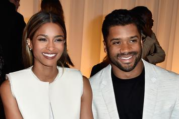 Ciara & Russell Wilson Just Got Married