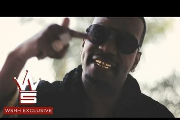 "Juicy J ""Blue Bentley"" Video"