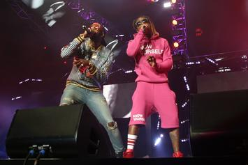 "Lil Wayne Announces ""Lil Weezyana Fest 2"" With 2 Chainz"