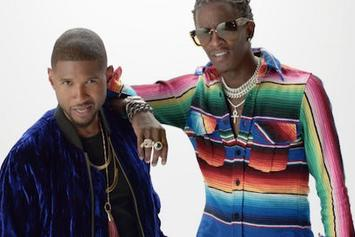"Usher Feat. Young Thug ""No Limit"" Video"