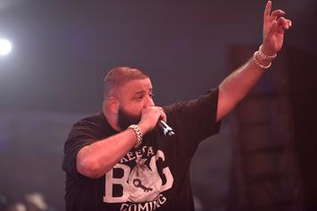 "DJ Khaled Dethrones Drake & Gets First No. 1 With ""Major Key"""