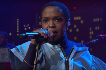 "Watch Lauryn Hill's Entire ""Austin City Limits"" Performance"