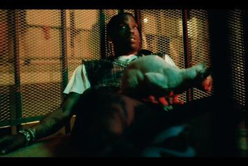 """Travis Scott & Young Thug Feat. Quavo """"Pick Up The Phone"""" Video"""