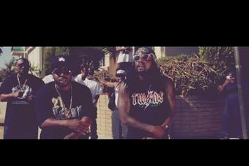 "Tha Dogg Pound Feat. Wale ""Gangsta Boogie"" Video"