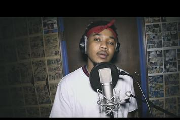 "Cozz ""Wake Up Call"" (In Studio)"