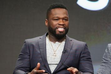 50 Cent Receives Letter From Big Meech Approving A Black Mafia Family TV Show