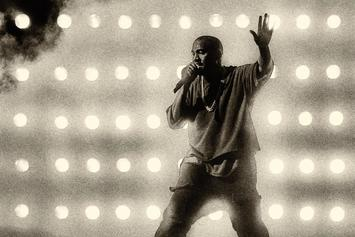 Kanye West Debuts Flying Stage At Opening Stop Of The Saint Pablo Tour