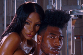 "Teyana Taylor Speaks On Being In ""Fade"" Music Video"
