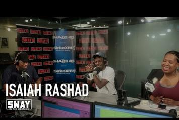 "Watch Isaiah Rashad's Interview & ""5 Fingers Of Death"" Freestyle With Sway"