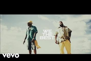 "DJ Khaled Feat. Nas ""Nas Album Done"" Video"