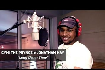 """CyHi The Prynce Feat. Jonathan Hay """"Long Damn Time"""" Video"""