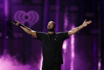 "Drake's ""VIEWS"" Becomes First Album To Hit Billion Streams On Apple Music"