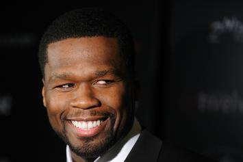 "50 Cent Previews ""OOOUUU"" Remix"