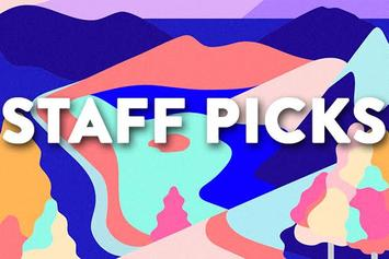 Staff Picks Playlist (September 30)