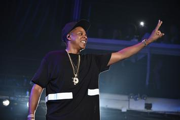 "Jay Z Shares ""Brick Phone"" Tidal Playlist"