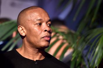 Dr. Dre Threatens Lawsuit Over Michel'le Biopic That Portrays Him As An Abusive Boyfriend