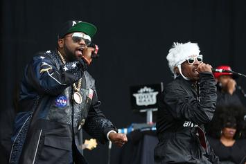 """UGK & OutKast's """"Int'l Players Anthem"""" Is Being Released On Texas-Shaped Vinyl"""