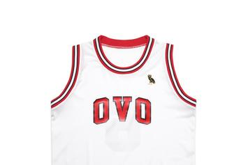 NBA-Themed OVO Basketball Jerseys Now Available