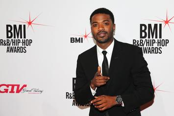 """Ray J Is About To Respond To Kanye West's """"Famous"""" Video On A Song With Chris Brown"""