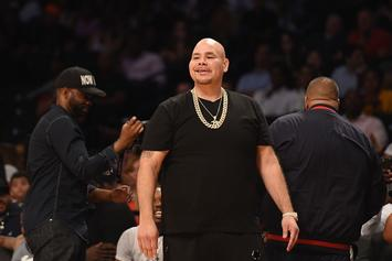 "Fat Joe Recalls The Time Mike Bibby ""Yoked Him Up"" Over Some Air Jordans"