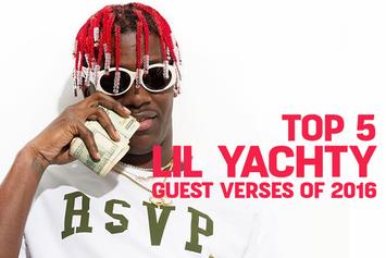 Top 5 Lil Yachty Guest Verses Of 2016 (So Far)