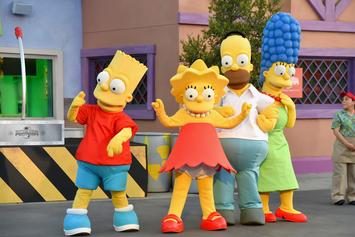 """""""The Simpsons"""" Will Break Record For Most Episodes Of A Scripted TV Show Ever"""