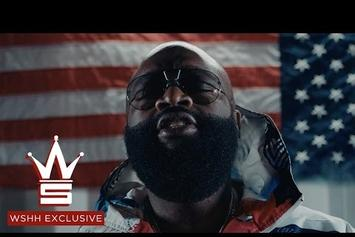 "Rick Ross ""Free Enterprise"" Video"