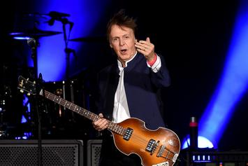 "Paul McCartney Cosigns Rae Sremmurd's ""Black Beatles"" With Mannequin Challenge Video"