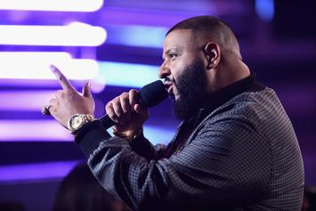 "DJ Khaled's ""Major Key"" Goes Gold"