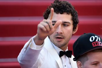 Shia LaBeouf Tears Apart Peter Rosenberg & Lil Yachty In New Freestyle